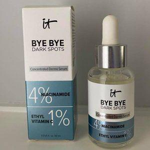 BNIB It Cosmetics Bye Bye Dark Spots 4% Niacinamid Serum